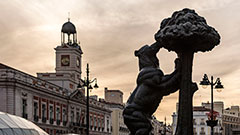 Puerta del Sol (C) Hugo Fernández