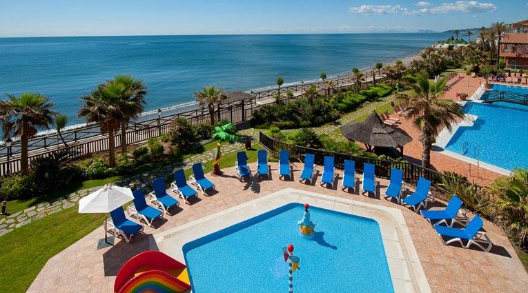 Piscinas Hotel Elba Estepona