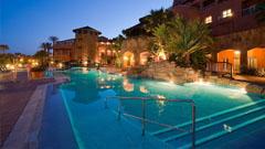 Piscinas exteriores del Hotel Elba Estepona