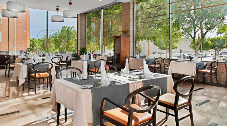 Restaurante Hotel Elba Almería