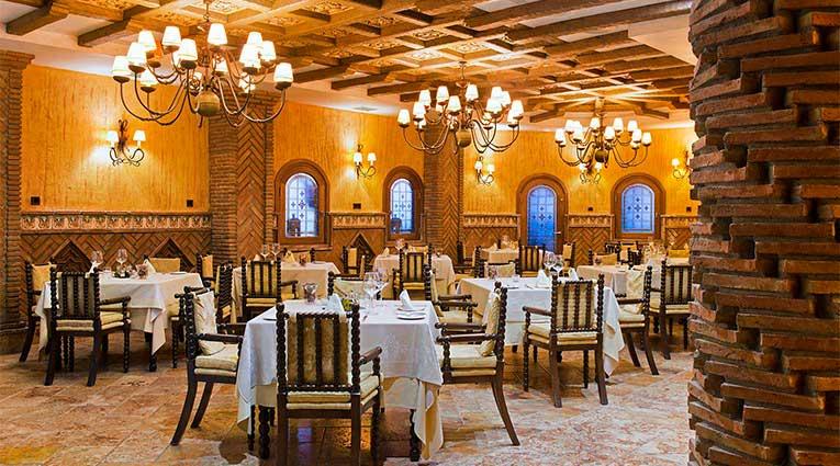 Restaurante Al-Andalus hotel Elba Estepona
