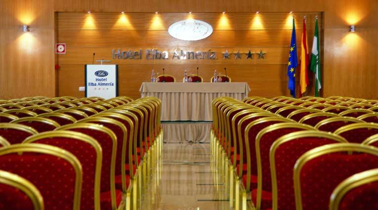 Salones para Eventos Hotel Elba Almería