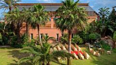 Jardines hotel Elba Estepona