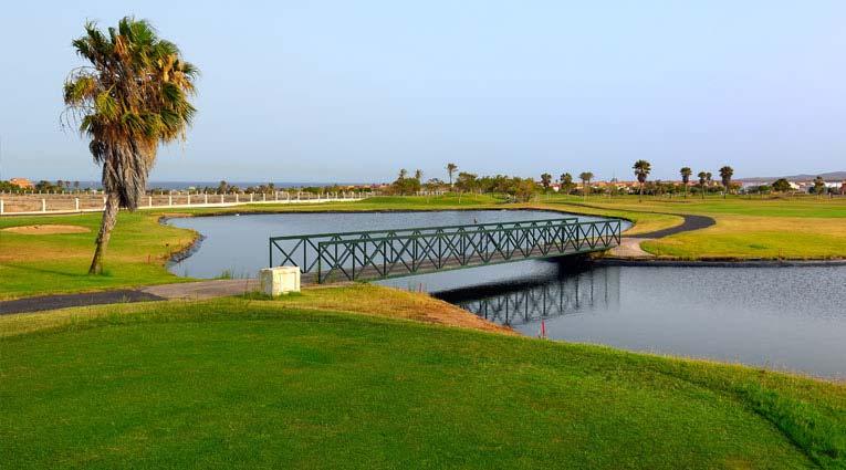 Campo golf Fuerteventura Golf Club