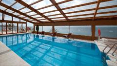 Piscina cubierta Hotel Elba Estepona