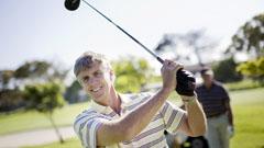 Jugadores profesionales de golf