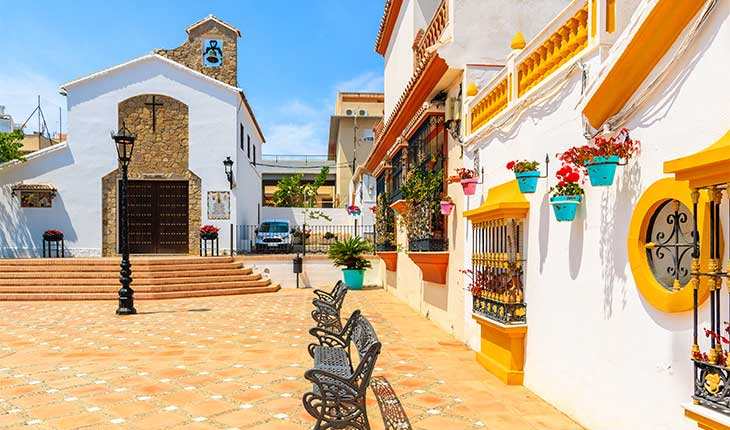 Getaways to Andalusia