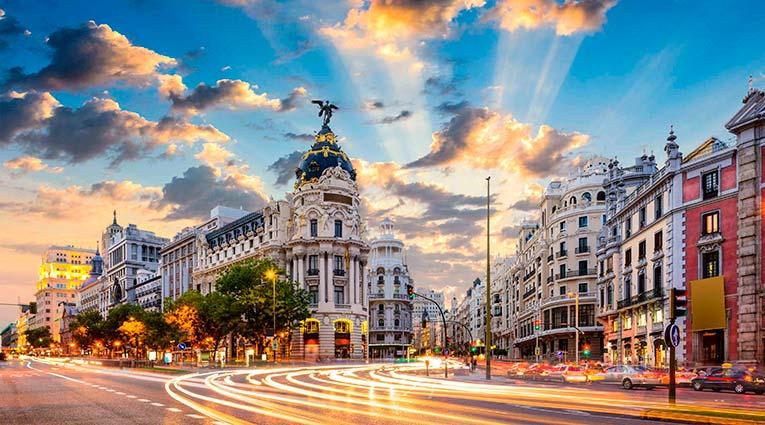 Madrid Hotel Week Elba Madrid Alcalá