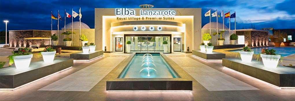 Entrace Elba Lanzarote