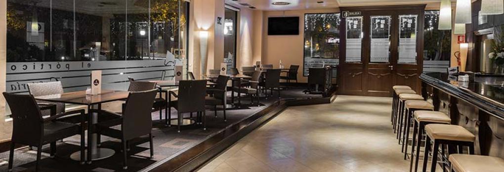 Restaurante a la carta Hotel Elba Madrid Alcalá