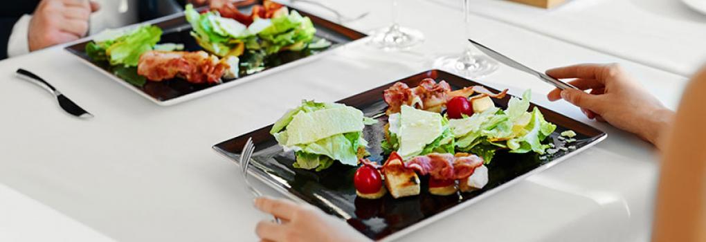 Gastronomía en Hotel Elba Madrid Alcalá