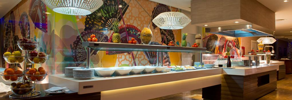 Restaurante en Hotel Elba Motril