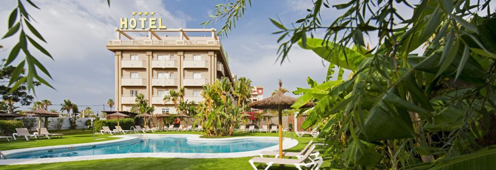 Hotel Elba Motril junto a la playa