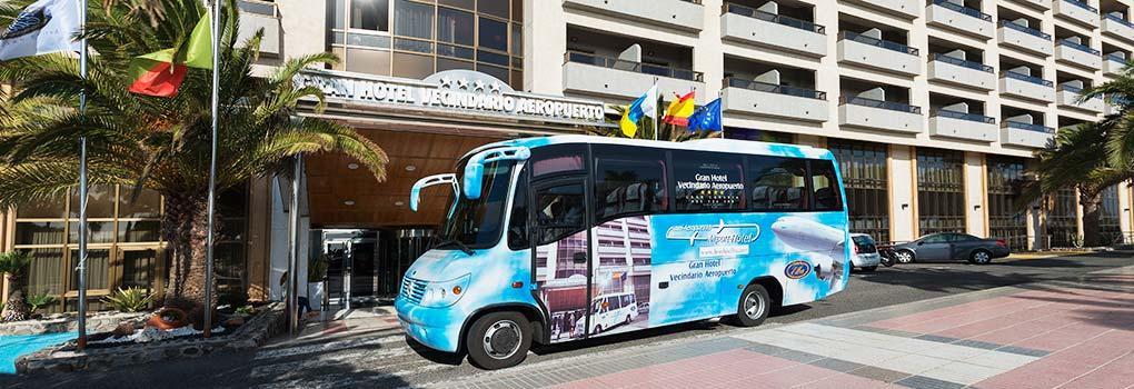 Transfer Hotel Elba Vecindario Aeropuerto