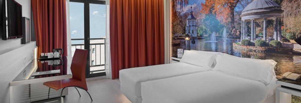 Conoce Aranjuez desde la habitación | Elba Madrid