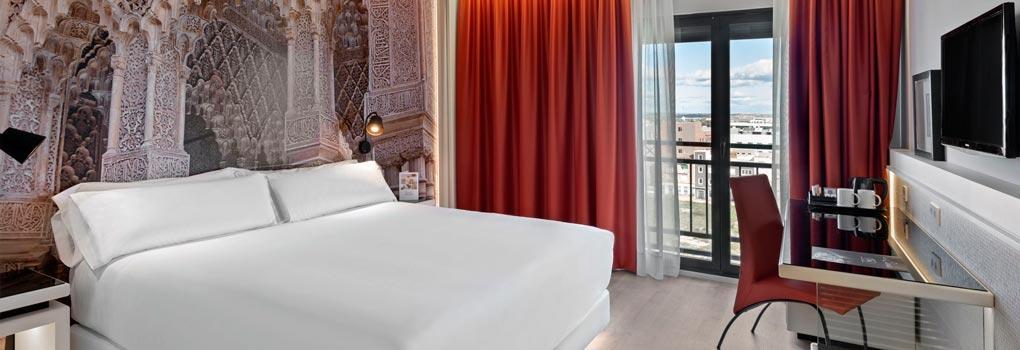 Todo el Confort que necesitas | Hotel Elba Madrid