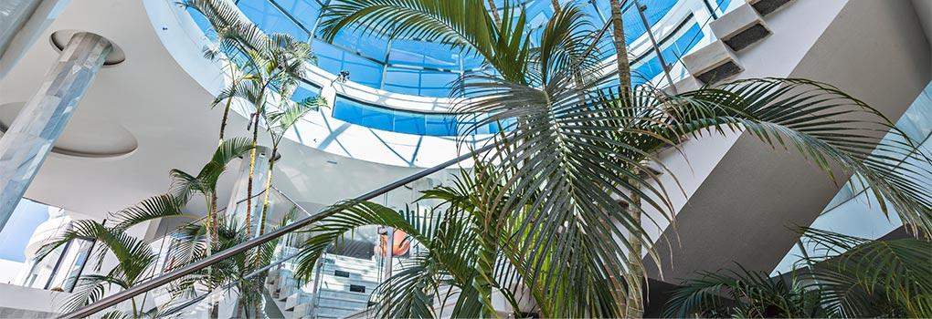 Lobby Detail - Elba Lanzarote
