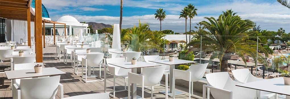 Terrasse - Restaurant El Mirador