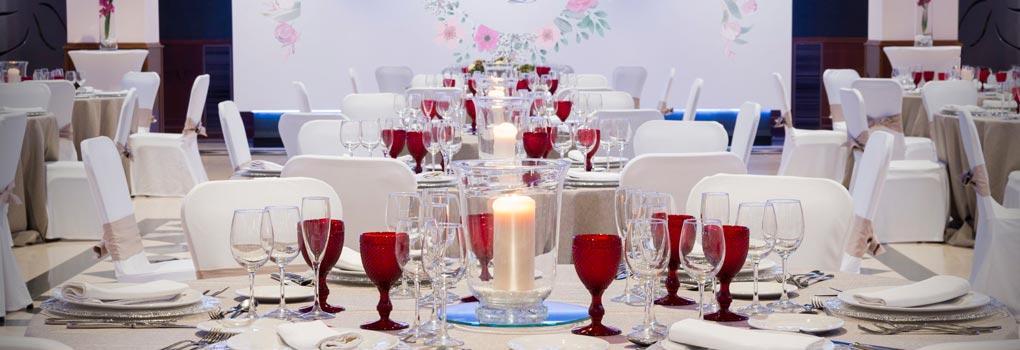Celebraciones de bodas con encanto