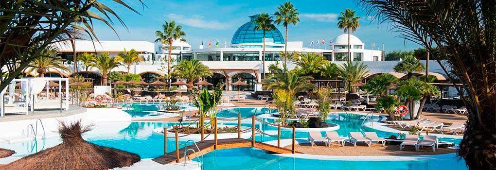 Schwimmbad Elba Lanzarote Royal