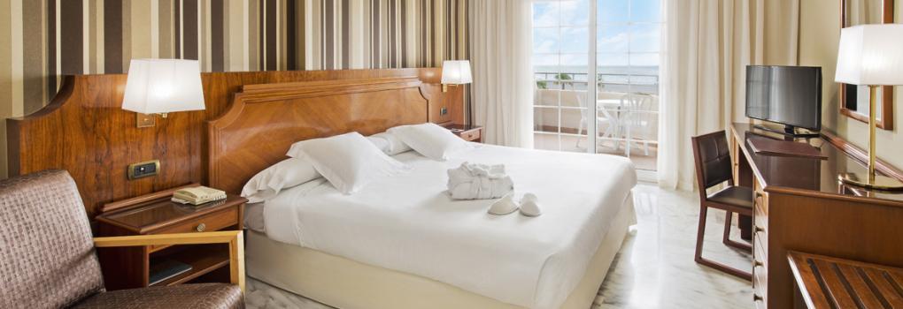 Habitacion doble en Hotel Elba Motril