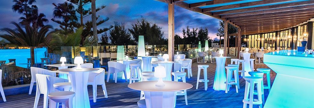 Bar Mirador - Terraza
