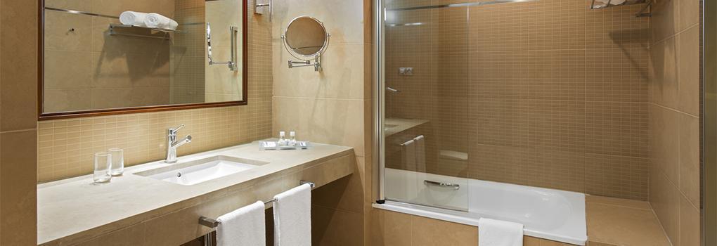 Habitación Hotel Elba Almería