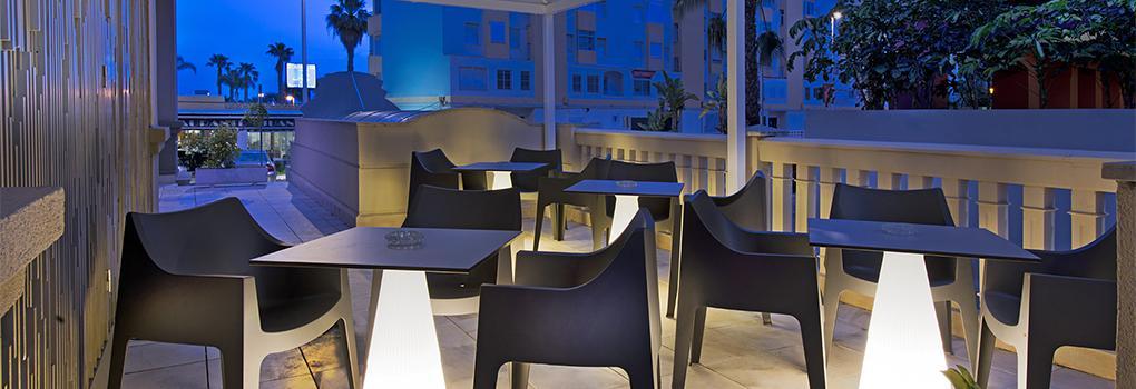 Bar Terraza | Hotel Elba Motril
