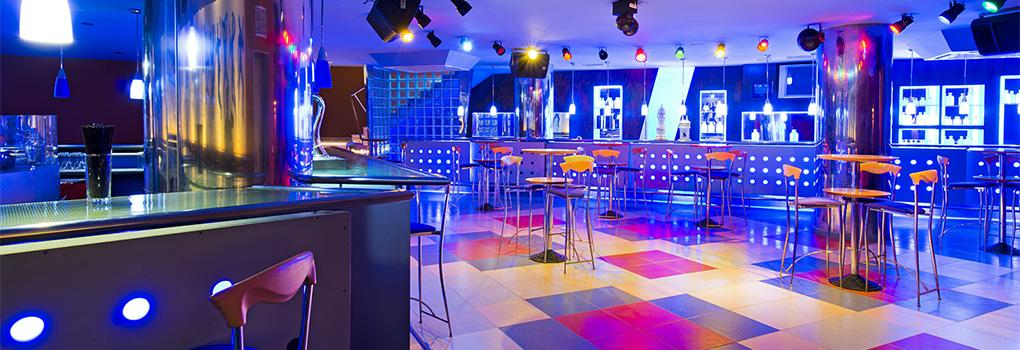 Discoteca del hotel Elba Lucia