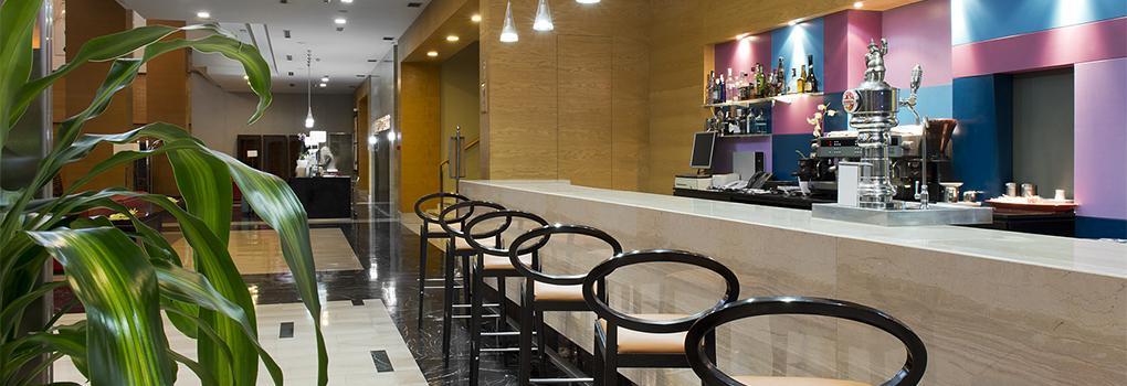 Lobby Bar Hotel Elba Almería