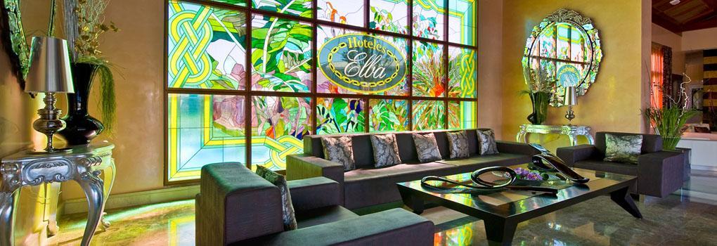 Empfanng des Hotels Elba Costa Ballena