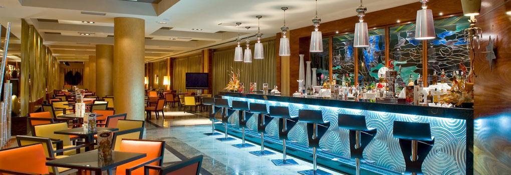 Lobby Bar del Hotel Elba Costa Ballena