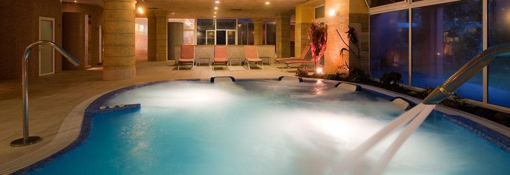 Circuito Thalasso Spa del hotel Elba Estepona