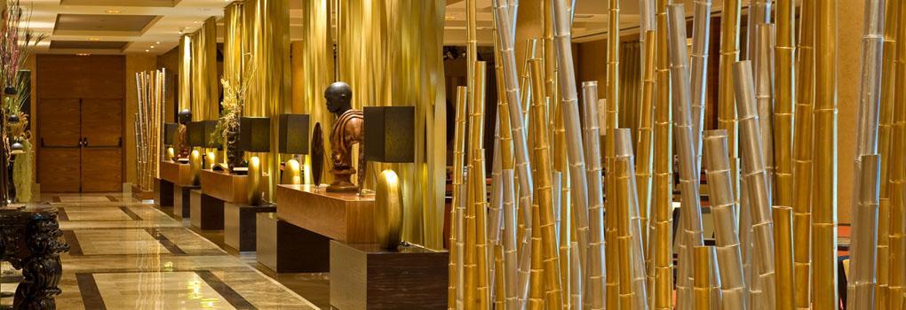 Interiores del Hotel Elba Costa Ballena