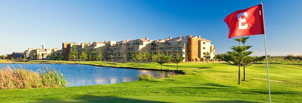 Campo del Golf del Hotel Elba Costa Ballena