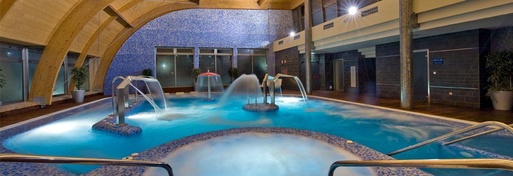 The Thalasso Spa at the Elba Costa Ballena