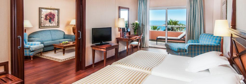 Lujosa y confortable Suite del Hotel Elba Estepona