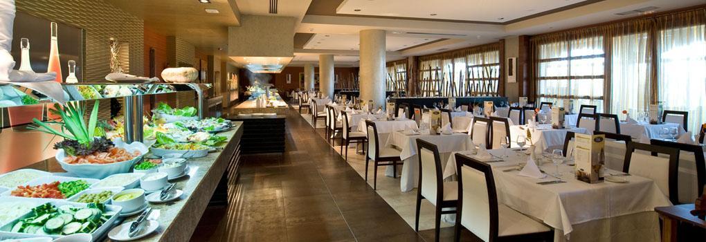 Restaurante del Hotel Elba Costa Ballena