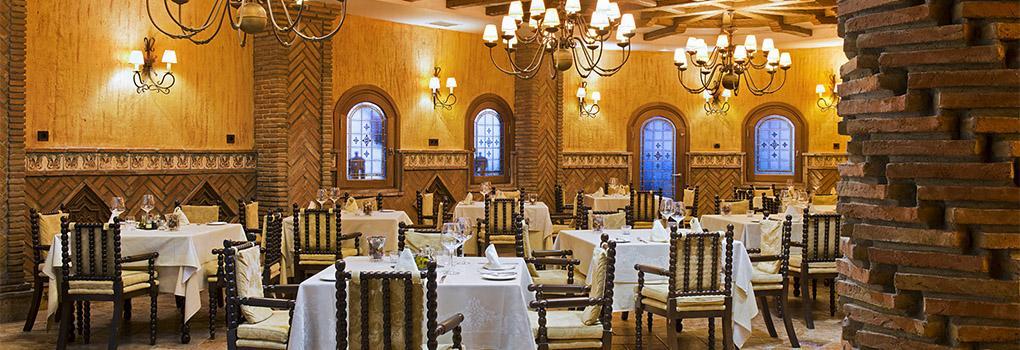 Restaurante a la carta Al Andalus - Hotel Elba Estepona & Thalasso Spa