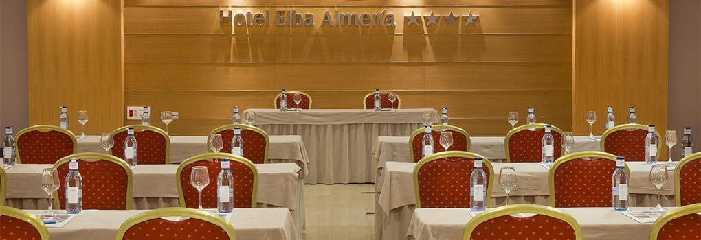 Eventos y Celebraciones - Hotel Elba Almería