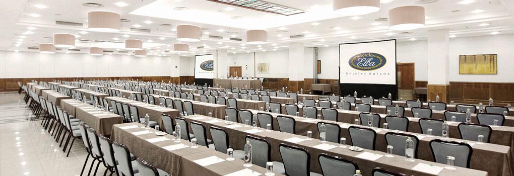 Salones Eventos, Celebraciones | Hotel Elba Madrid Alcalá