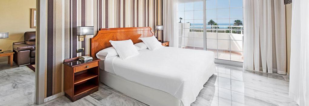 Habitación Suite en Hotel Elba Motril