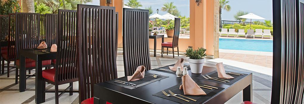 Terraza Restaurante Arena Beach | Hotel Elba Estepona & Thalasso Spa