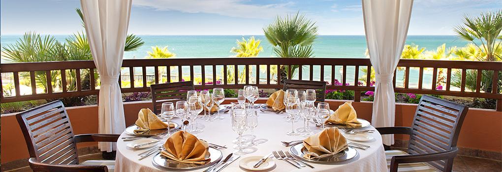 Restaurante del Hotel Elba Estepona & Thalasso Spa