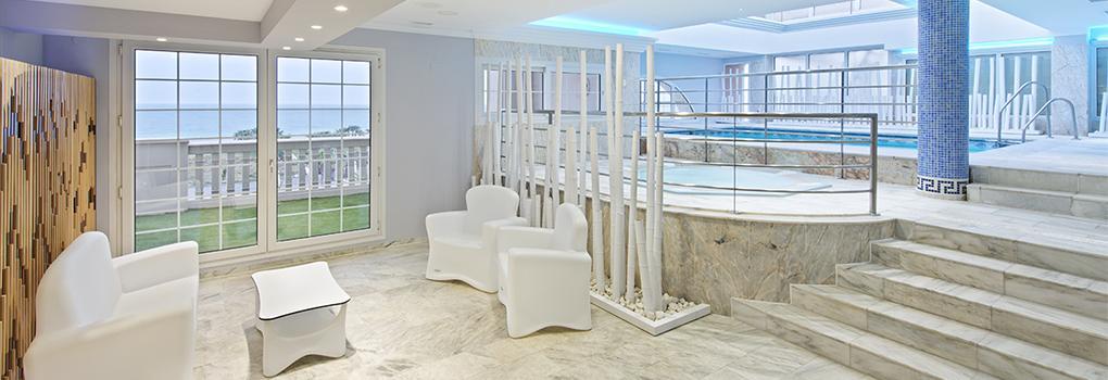 Zona de Relax Hotel Elba Motril