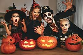 Halloween & All Saints' day