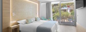 Doble Confort Lemnos con balcón