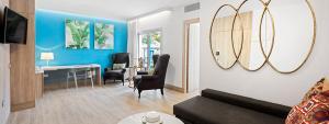 Vista living room suite Yaiza Elba Lanzarote