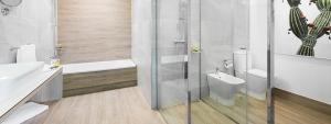 Baño suite Yaiza Elba Lanzarote