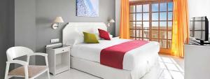 Cómoda habitación doble en Elba Castillo San Jorge Antigua